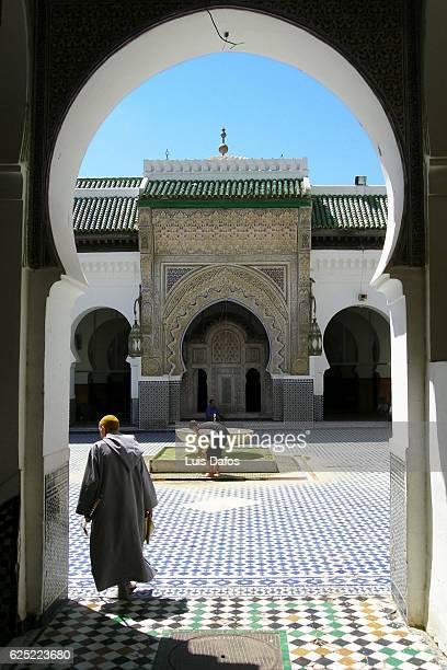 al-Karaouine mosque, Fez