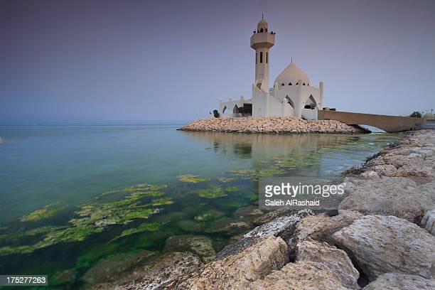 alkhubar mosque - al saleh mosque stock pictures, royalty-free photos & images
