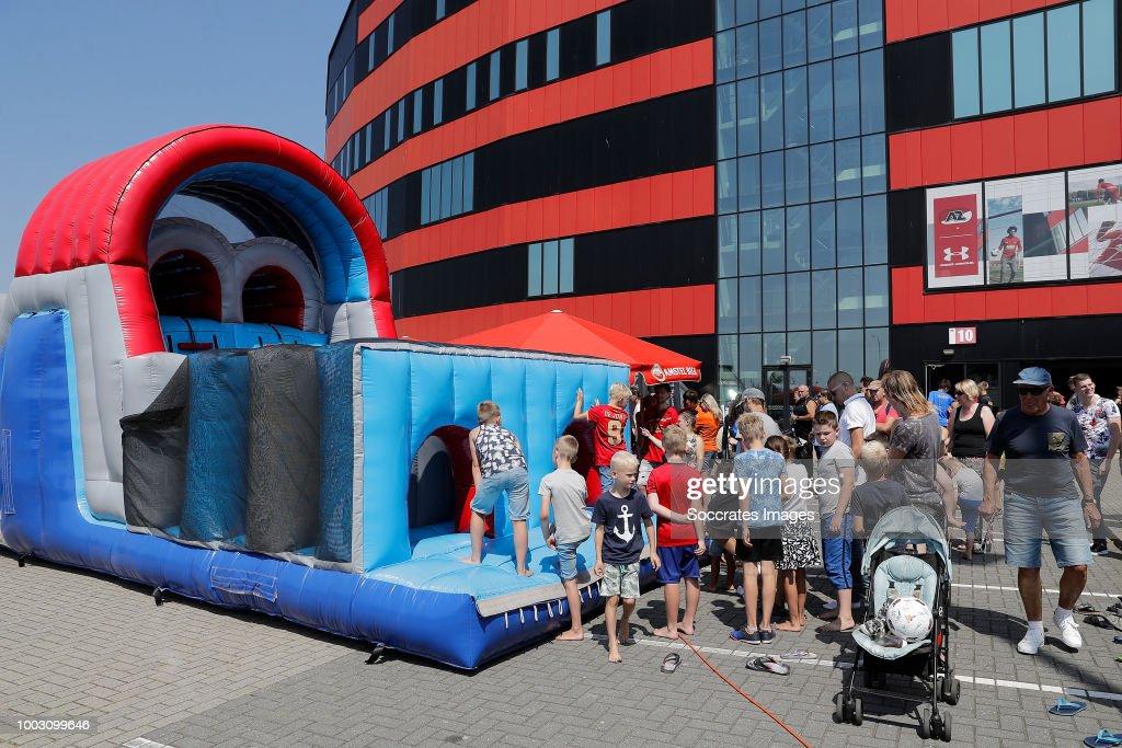 AZ Alkmaar Open Day