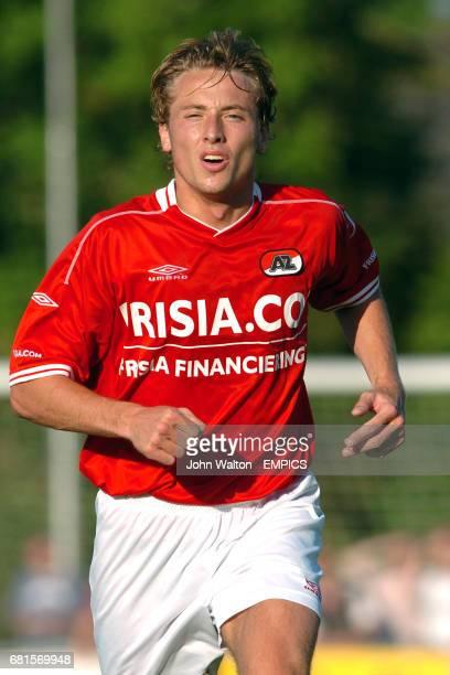 AZ Alkmaar's Jan Kromkamp