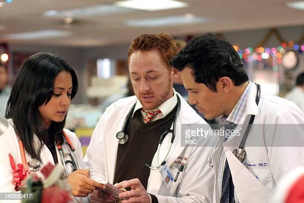 ER 'All About Christmas Eve' Episode 10 Air Date Pictured Parminder Nagra as Doctor Neela Rasgotra Scott Grimes as Doctor Archie Morris Goran Visnjic...