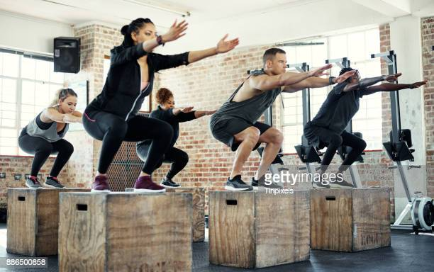 all about that fitness - crossfit stock pictures, royalty-free photos & images