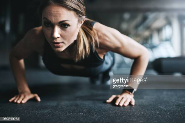 all about that gym life - push ups stock pictures, royalty-free photos & images