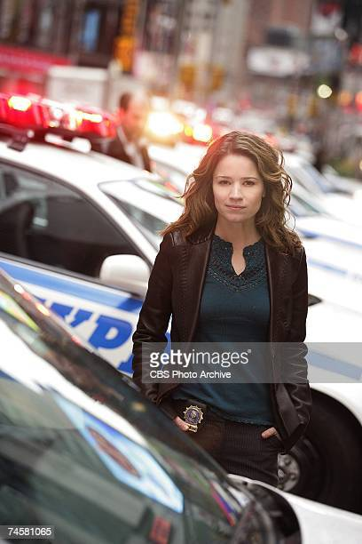 All Access Lindsay in CSI NY scheduled to air on the CBS Television Network