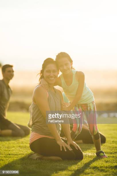 All Ages Outdoor Yoga