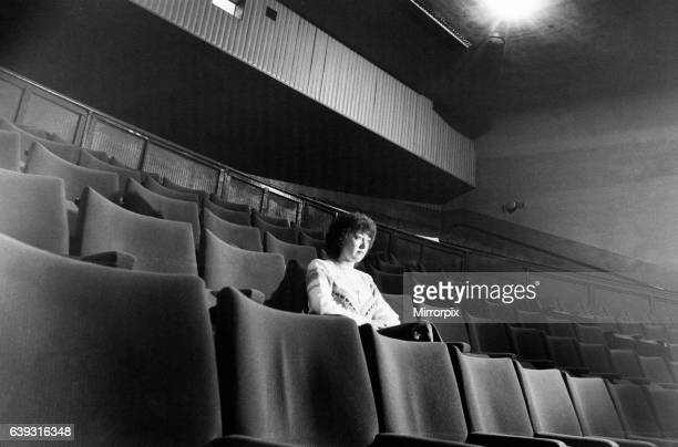 All alone in the darkness Valerie Pearson going where the other 499 didn't treat sitting through a private showing of the film Poltergeist 17th...