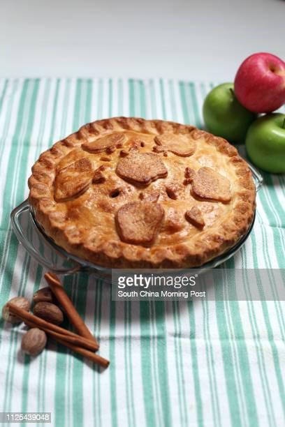All American Apple Pie from Tai Tai Pie Pies in Fo Tan 15NOV12