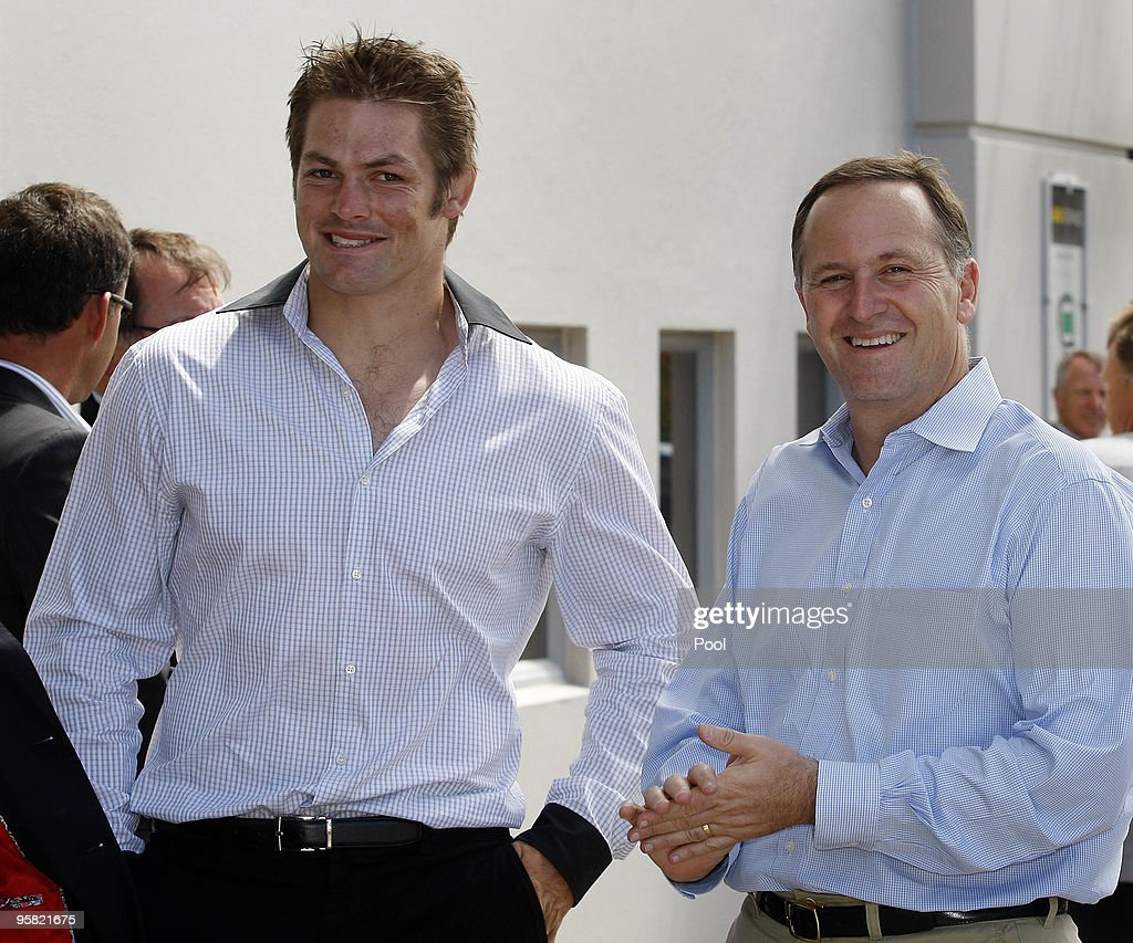 Prince William Visits New Zealand - Day 1 : News Photo