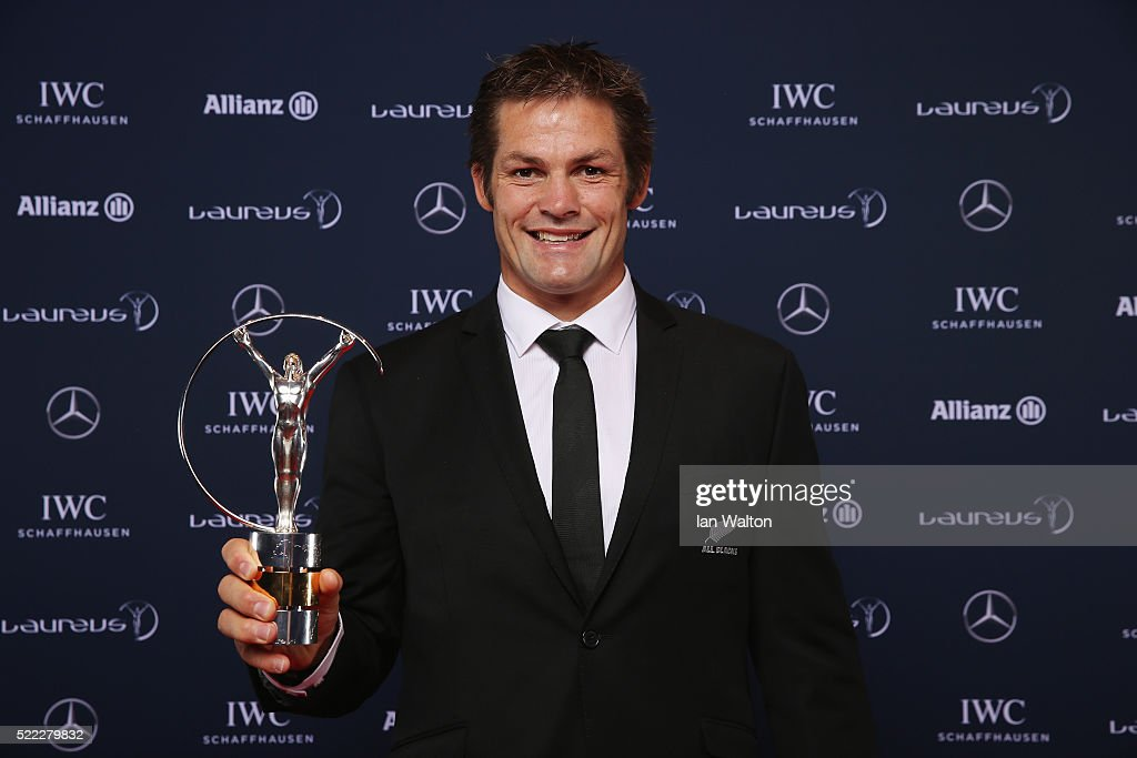 Winners Room -  2016 Laureus World Sports Awards - Berlin