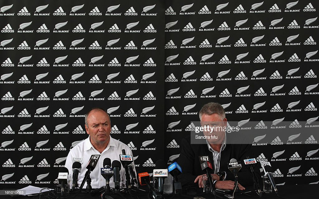 Graham Henry Press Conference
