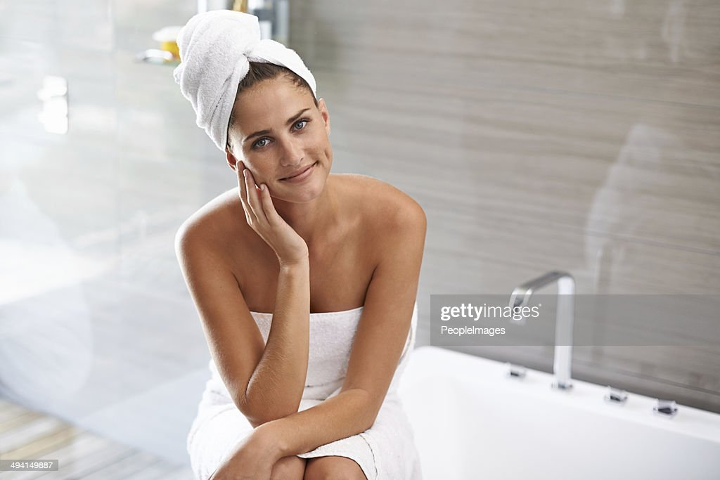 All body smoothness : Stock Photo