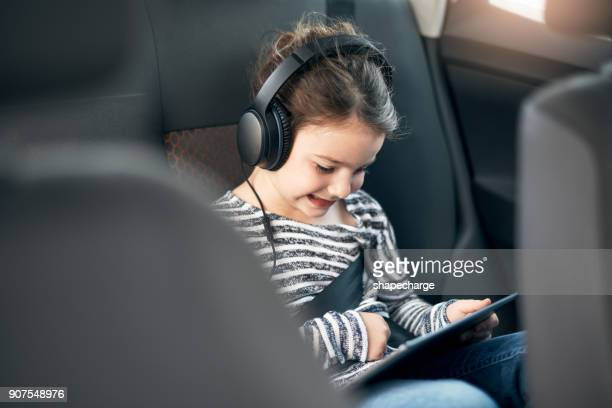 All buckled up and connected to the world online