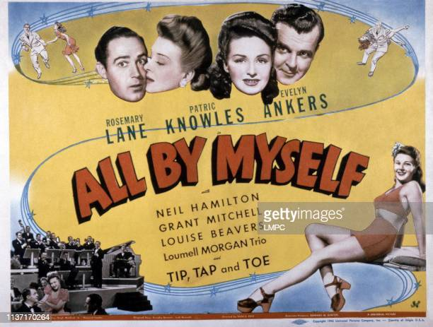 Patric Knowles rosemary Lane Evelyn Ankers Neil Hamilton 1943