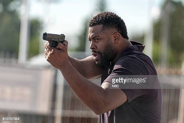 D All Cylinders Firing Episode 405 Pictured LaRoyce Hawkins as Kevin Atwater