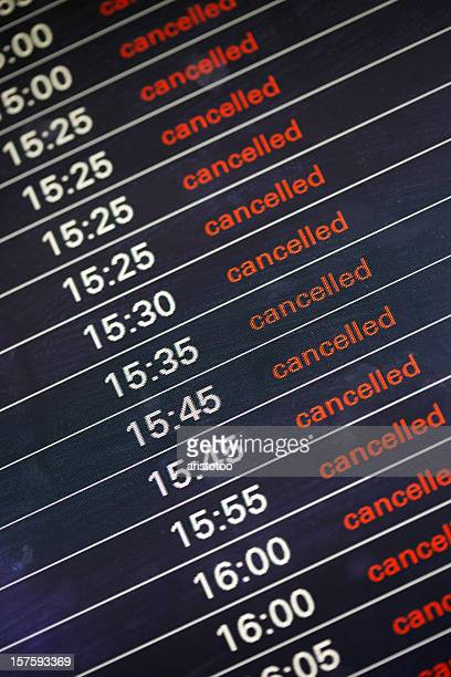 All Flights Grounded Due to Volcanic Ash Cloud from Eyjafjallajökull