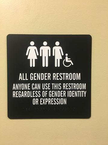 All gender restroom 899439484