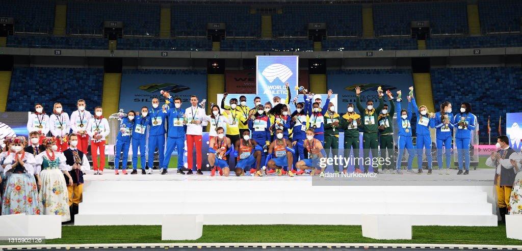 World Athletics Relays Silesia21 - Day Two : News Photo