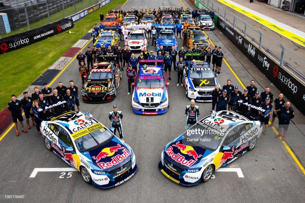 2020 Adelaide 500 : News Photo