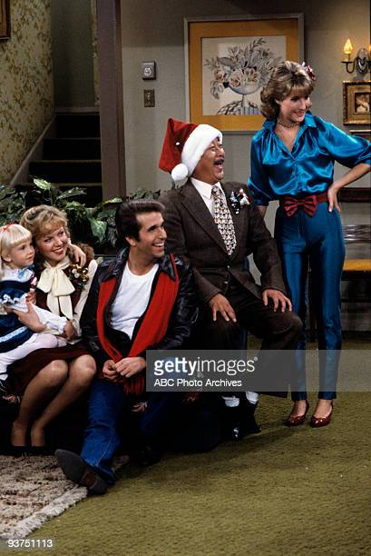 DAYS All I Want for Christmas 12/14/82 Heather O' Rourke Linda Purl Henry Winkler Pat Morita Cathy Silvers