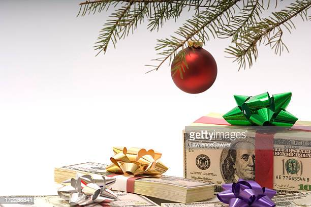 all i want for christmas - christmas cash stock pictures, royalty-free photos & images