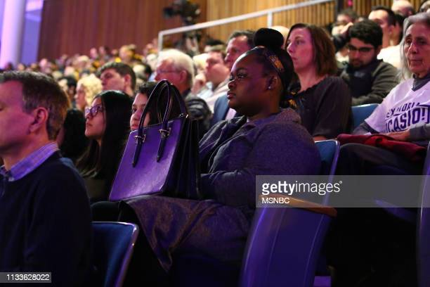 """All In America: The Green New Deal"""" -- Pictured: Audience --"""