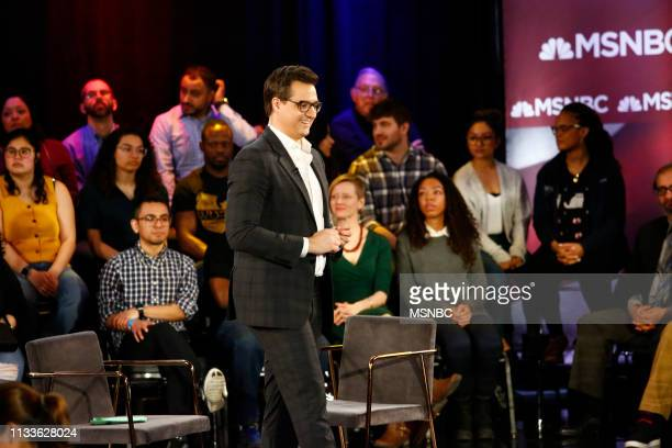 """All In America: The Green New Deal"""" -- Pictured: Chris Hayes --"""