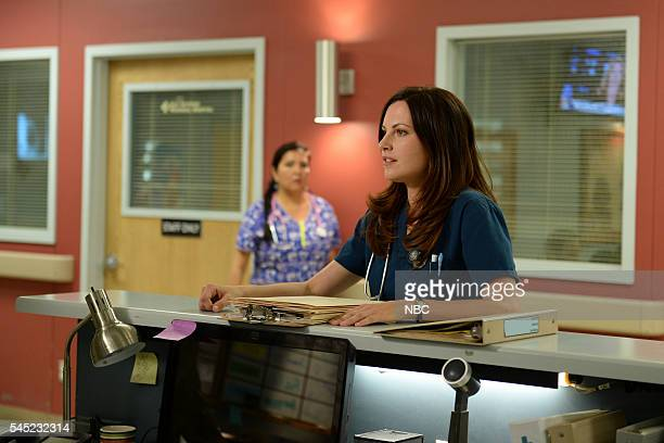 SHIFT 'All In' Episode 308 Pictured Jill Flint as Dr Jordan Alexander