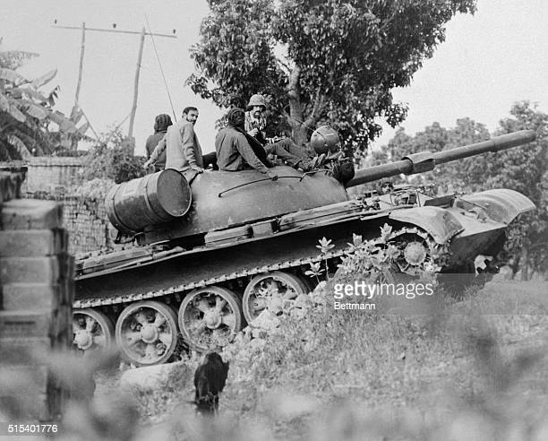 All India Radio reports December 14th that Indian artillery warplanes and troops are advancing from all directions on Dacca East Pakistan capital in...