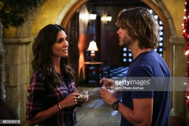 'All Is Bright' Pictured Daniela Ruah and Eric Christian Olsen The team investigates a ransomware attack that takes out the entire power grid for...