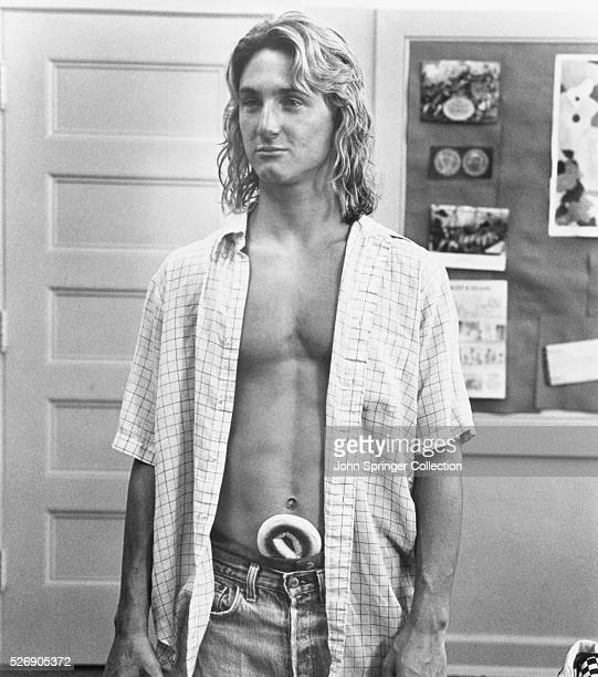 All Jeff Spicoli wants out of life in the 1982 comedy Fast Times at Ridgemont High is a good buzz good surf and a good time