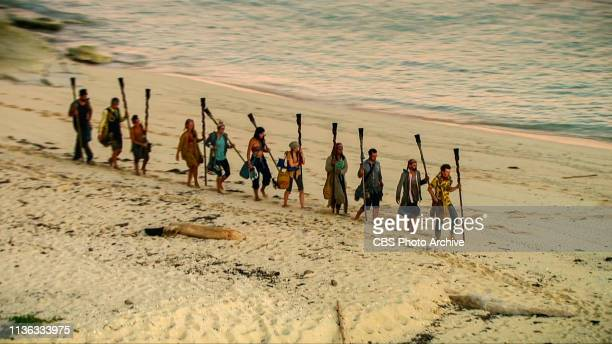 Y'•all Making Me Crazy The remaining Survivors head to Tribal Council on the ninth episode of SURVIVOR Edge of Extinction airing Wednesday April 10th...