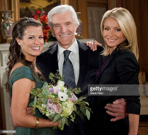 CHILDREN 1/5/10 'All My Children' celebrates it's milestone 40th anniversary with the return of Kelly Ripa and Mark Consuelos in the roles they...