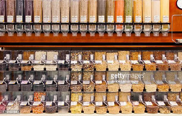 Todos os distribuidores de alimentos naturais maior