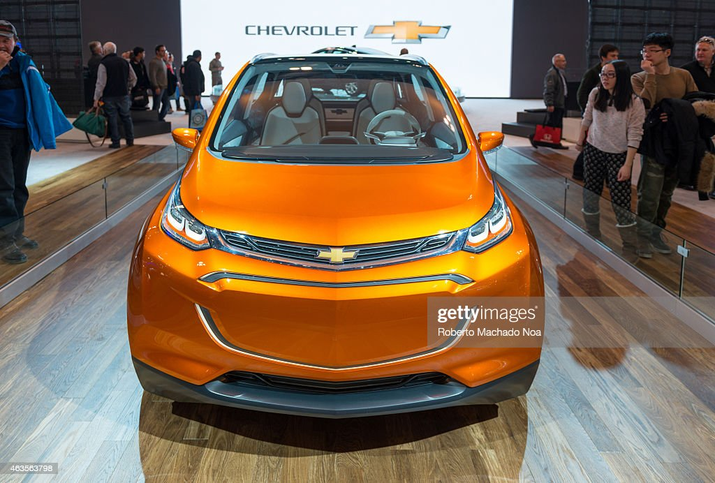 All New 2016 Chevrolet Bolt Ev In The Canadian International News