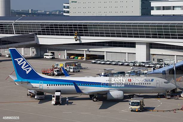 All Nippon Airways Boeing 737-800