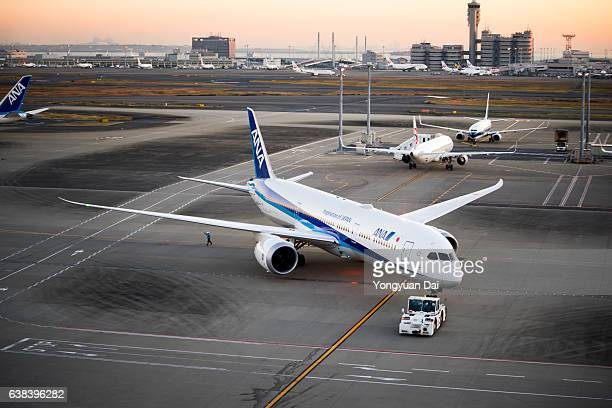 All Nippon Airways Boeing 787 Dreamliner