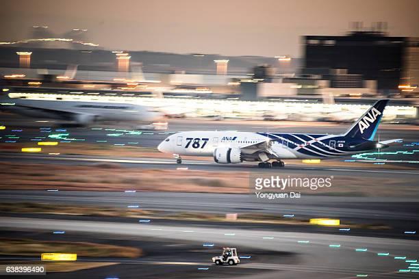 All Nippon Airways Boeing 787 Dreamliner