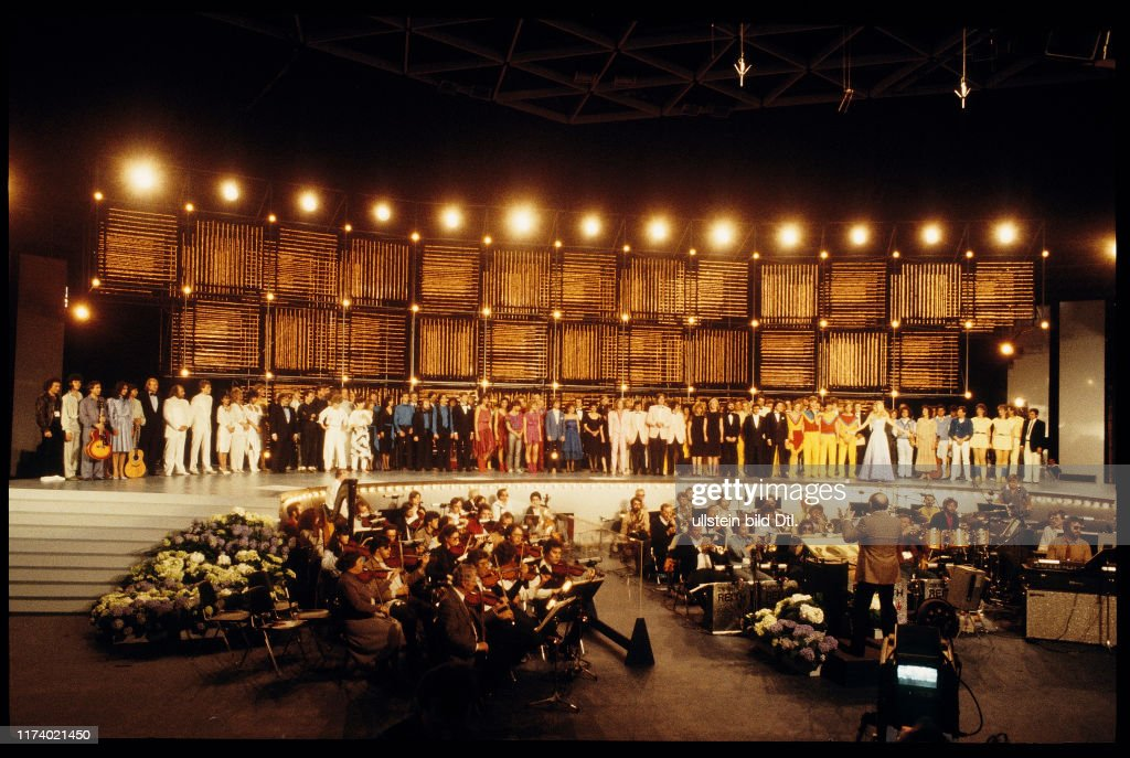 All participants of the Eurovision Song Contest 1983 News Photo ...