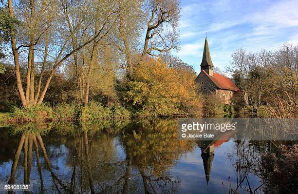 All Saints Church in Ulting, Essex