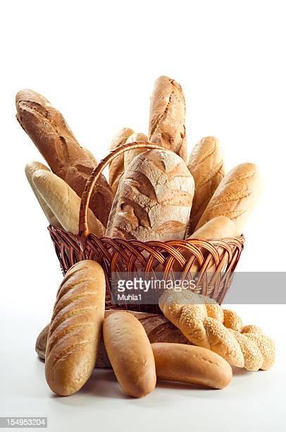 All sorts bread