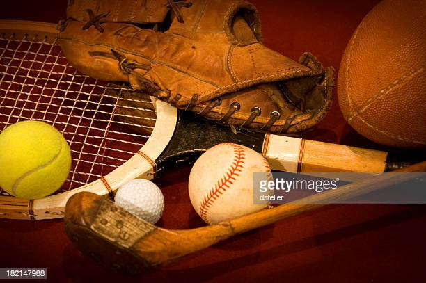all sports - sports equipment stock pictures, royalty-free photos & images