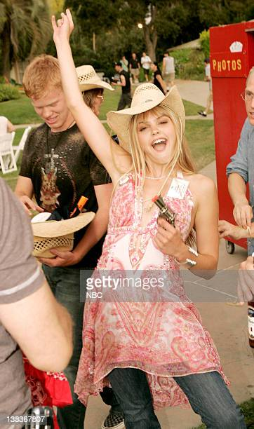 JULY 2006 'All Star Party' Pasadena Calif Pictured Aimee Teegarden