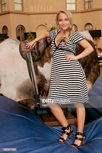 JULY 2006 'All Star Party' Pasadena Calif Pictured Hayden Panettiere