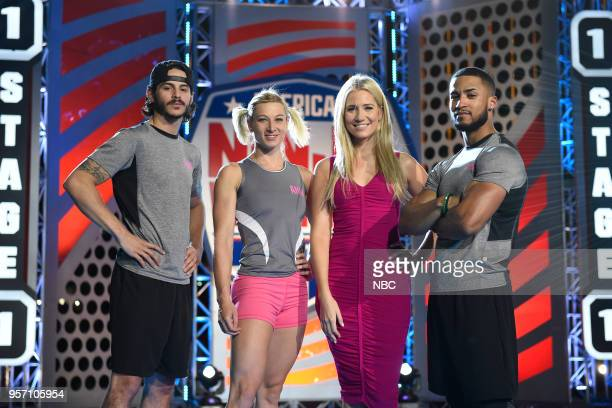 WARRIOR 'All Stars' Pictured Flip Rodriguez Jessie Graf Kristine Leahy JJ Woods