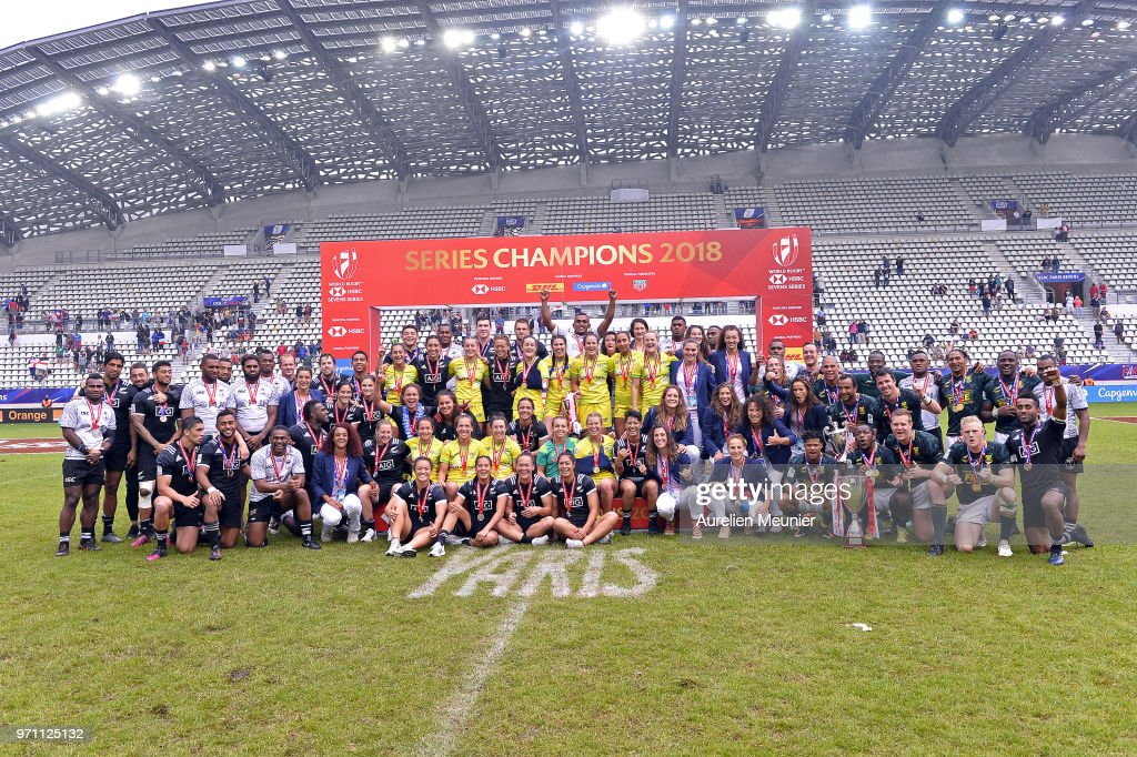 HSBC Paris Rugby Sevens 2018 - Day Two : News Photo