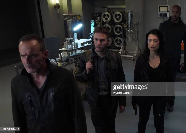 S AGENTS OF SHIELD 'All the Comforts of Home' Coulson and team set out to rewrite the course of humanity's fate but they're unaware that their...