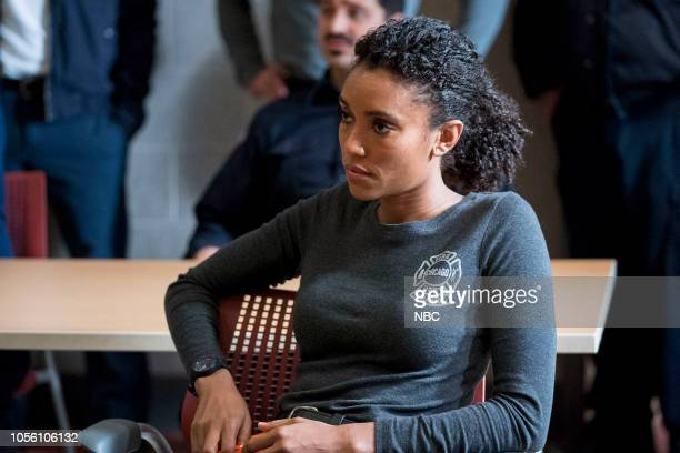 FIRE 'All the Proof' Episode 706 Pictured Annie Ilonzeh as Emily Foster