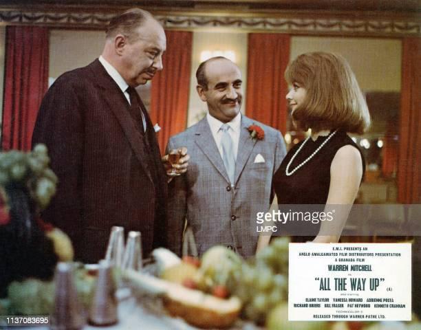 Bill Fraser Warren Mitchell Elaine Taylor 1970