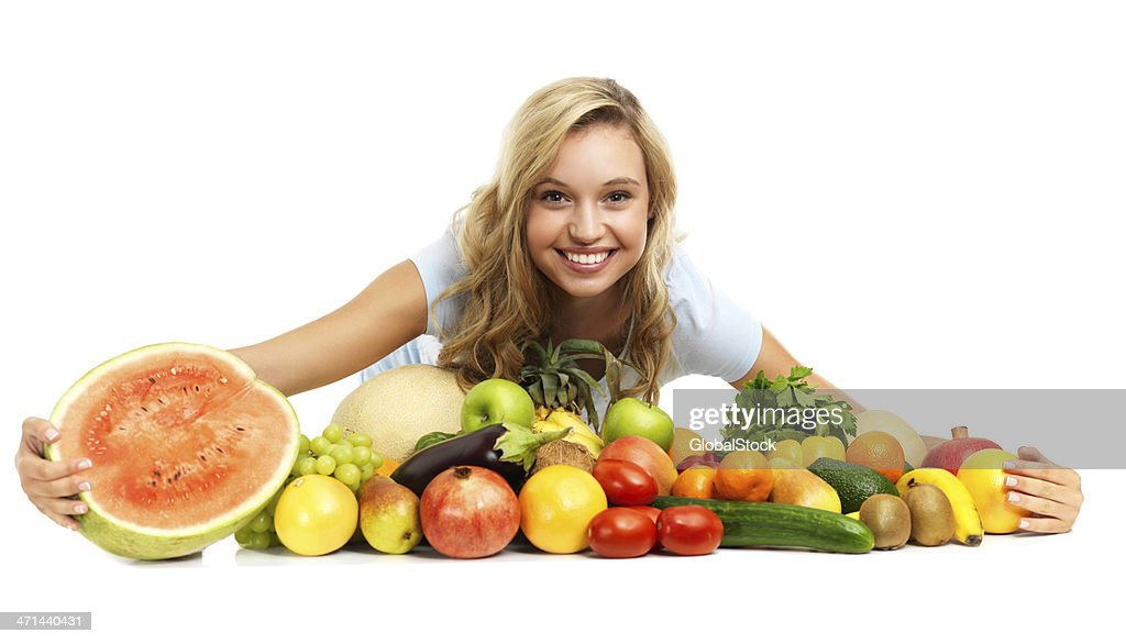 All this delicious goodness could be yours! - Healthy Eating : Stock Photo