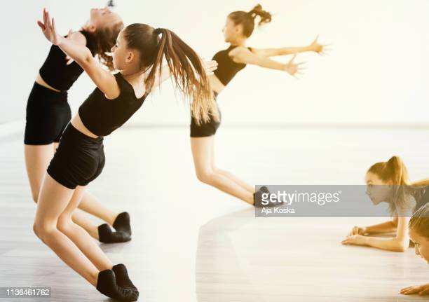 all we want to do is dance. - acting performance stock pictures, royalty-free photos & images